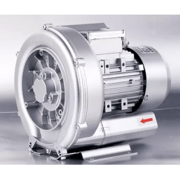 turbina trifasica doble etapa 5,5 kW  kmc-720h47 canal lateral
