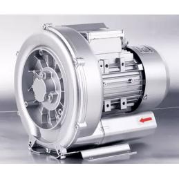 turbina trifasica doble etapa 7,5 kW  kmc-720h57 canal lateral