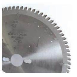 Disco de corte HW para PVC...